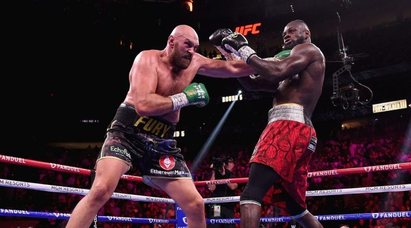 Tyson Fury vs Deontay Wilder punch stats prove champion's dominance in trilogy