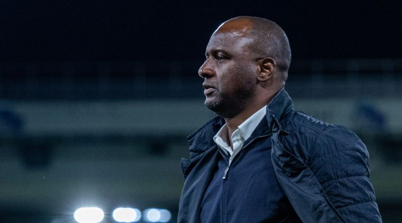 Vieira showing Arsenal what they missed after Crystal Palace transformation