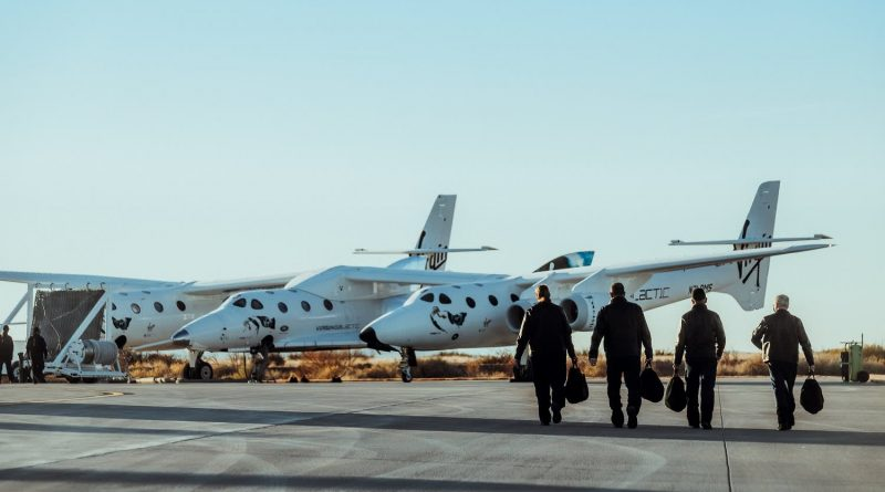 Virgin Galactic stock plunges after refurbishment delays spaceflight tests to 2022