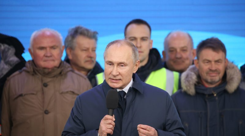 What is Putin's greatest worry right now? His own citizens