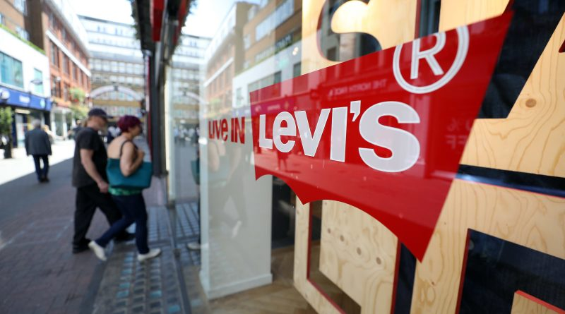 Why Levi's is opening 100 new stores even as pandemic online sales boom keeps growing