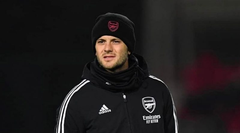 """Wilshere """"looking forward to being involved"""" after new temporary Arsenal role"""